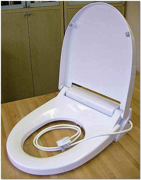 Сиденье для унитаза с подогревом