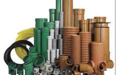 Трубы ПВХ для наружной и внутренней канализации: преимущества, классификация и монтаж