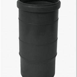 Как поменять чугунную канализацию на пластиковую