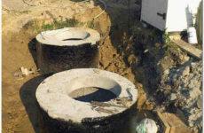 Гидроизоляция бетонных колец: назначение, методы и технология герметизации бетонного септика