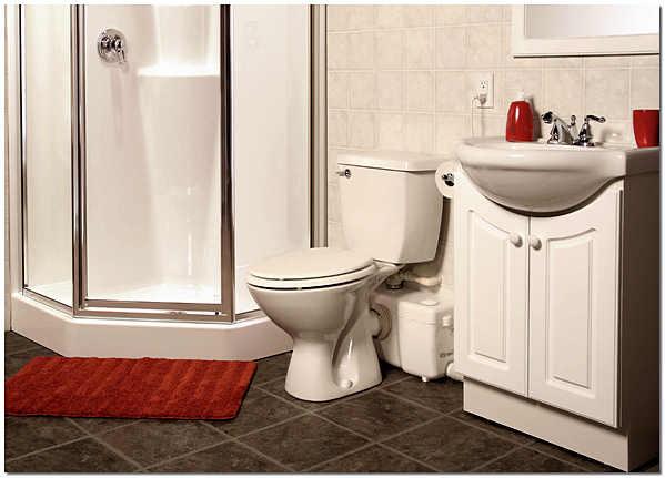 Насос измельчитель для туалета
