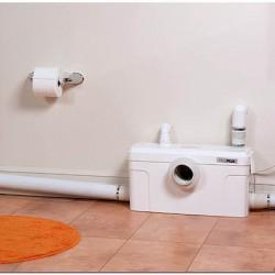Насос-измельчитель для принудительной канализации