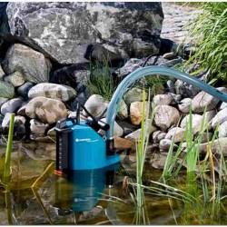 Погружной насос для полива сада
