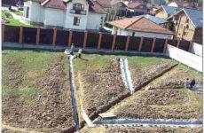 Устройство дренажа на глинистой почве с нуля