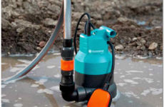 Насос грязевой дренажный: принцип работы насоса с поплавком и тонкости использования при откачке воды