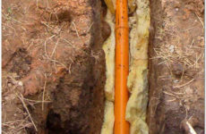 Утепление канализационных труб: чем и как утеплить канализацию в земле
