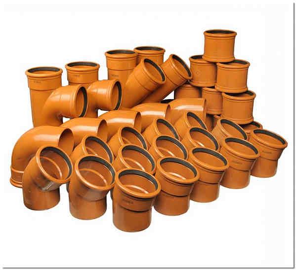 Фитинги для канализационных труб пвх110 мм