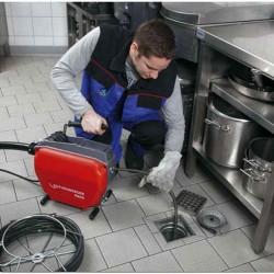Прочистная машина для прочистки канализации