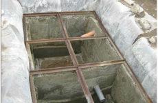 Как правильно сделать переливную выгребную яму в частном доме