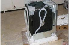 Как подключить посудомоечную машину к канализации своими руками