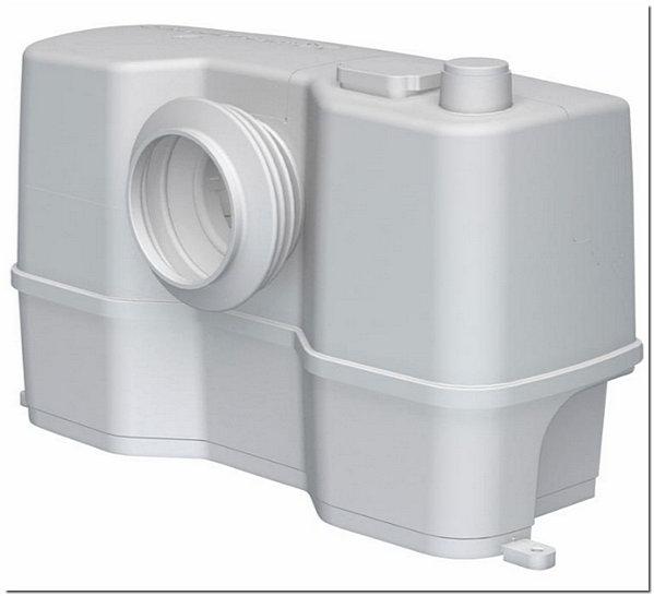 Сололифт для канализации sololift2 wc 1 grundfos