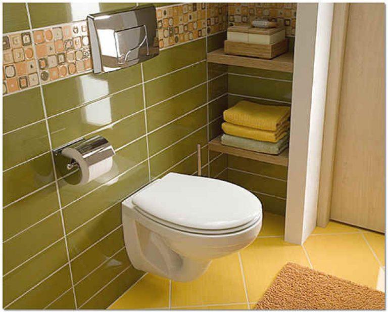 Как сделать туалет подвесной 15