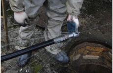 Промывка канализации гидродинамическим способом: принципы и результаты