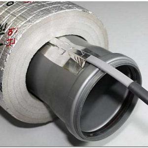 Теплоизоляция канализационных труб: изучаем материалы и способы утепления трубопровода