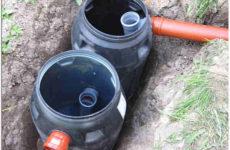 Как сделать канализацию для бани самостоятельно
