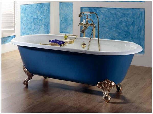 Ванна чугунная recor dual