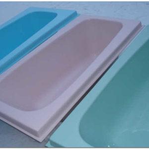 Акриловая вставка для ванны – специфика установки и эксплуатации