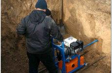 Прокладка канализационных труб под дорогой: особенности технологии ГНБ