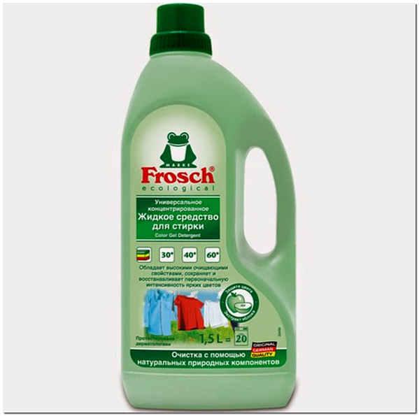 Жидкое средство на органической основе Frosch