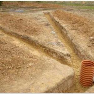 Как сделать дренаж на участке с высоким уровнем грунтовых вод
