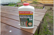 Бактерии для септиков и выгребных ям «Доктор робик»: инструкции по использованию