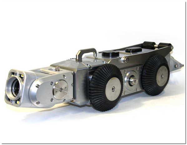 Камера для осмотра канализационной системы CT400AX