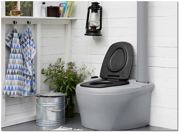 Торфянной туалет